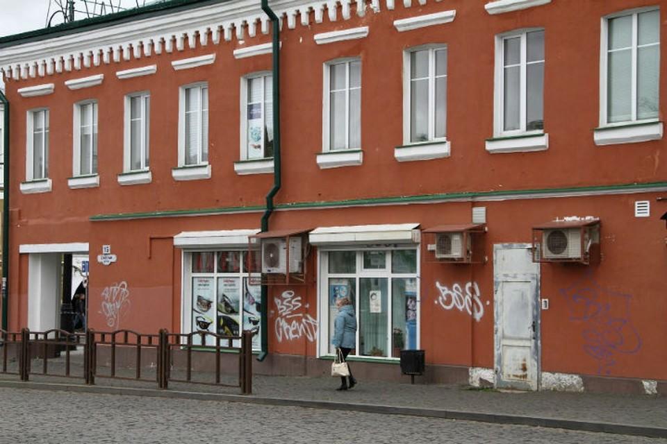 Хулиганы разрисовали граффити более 30 фасадов. ФОТО: администрация Рыбинска