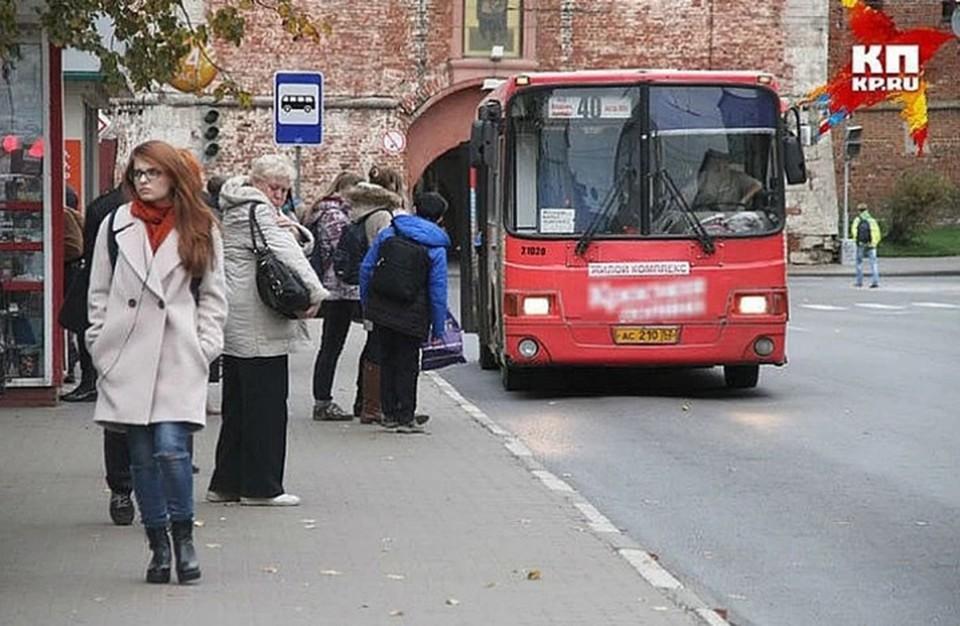 Транспортная схема Нижегородской области: как изменится работа общественного транспорта