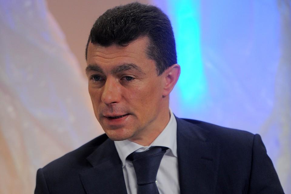 Глава ПФР Максим Топилин