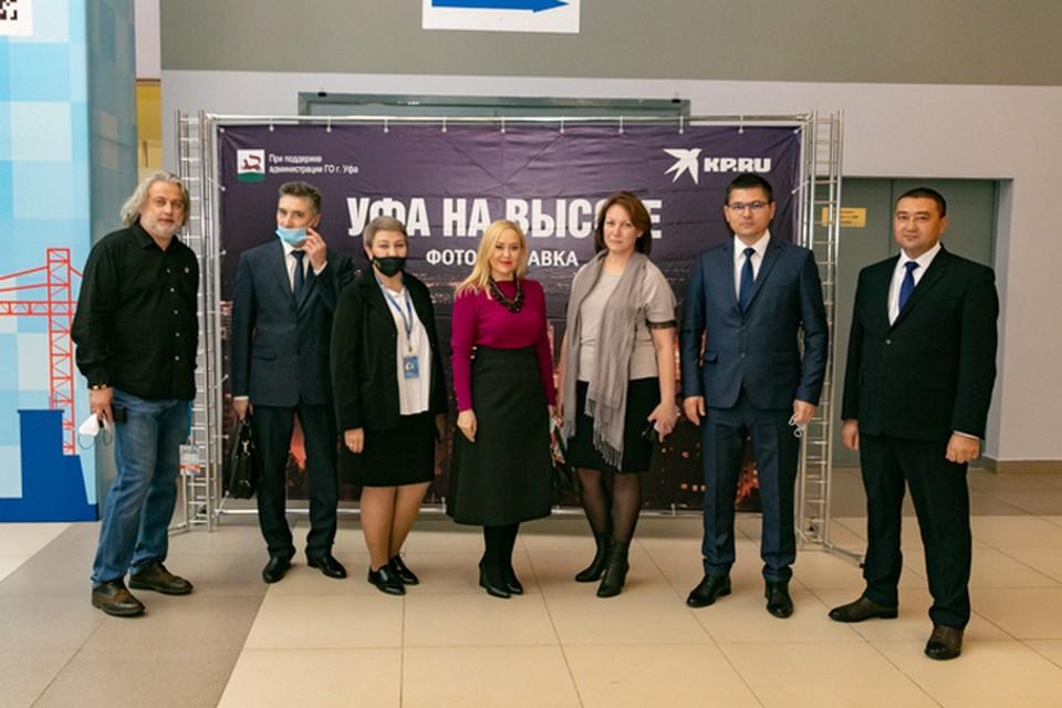 Фотовыставка «Комсомольской Правды» «Уфа на высоте» открылась во второй раз