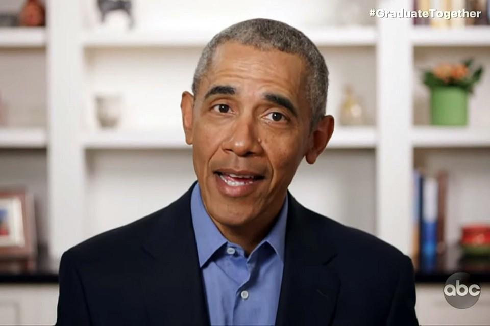 Спустя несколько часов телефон Обамы перестал принимать смс-сообщения