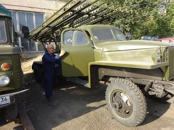 В Воронеже после развала завода имени Коминтерна «Катюши» делают три энтузиаста