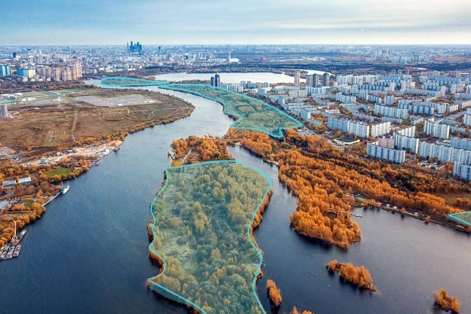 Архитекторы уже начали собирать пожелания москвичей, особенно тех, чьи дома находятся рядом с будущим парком