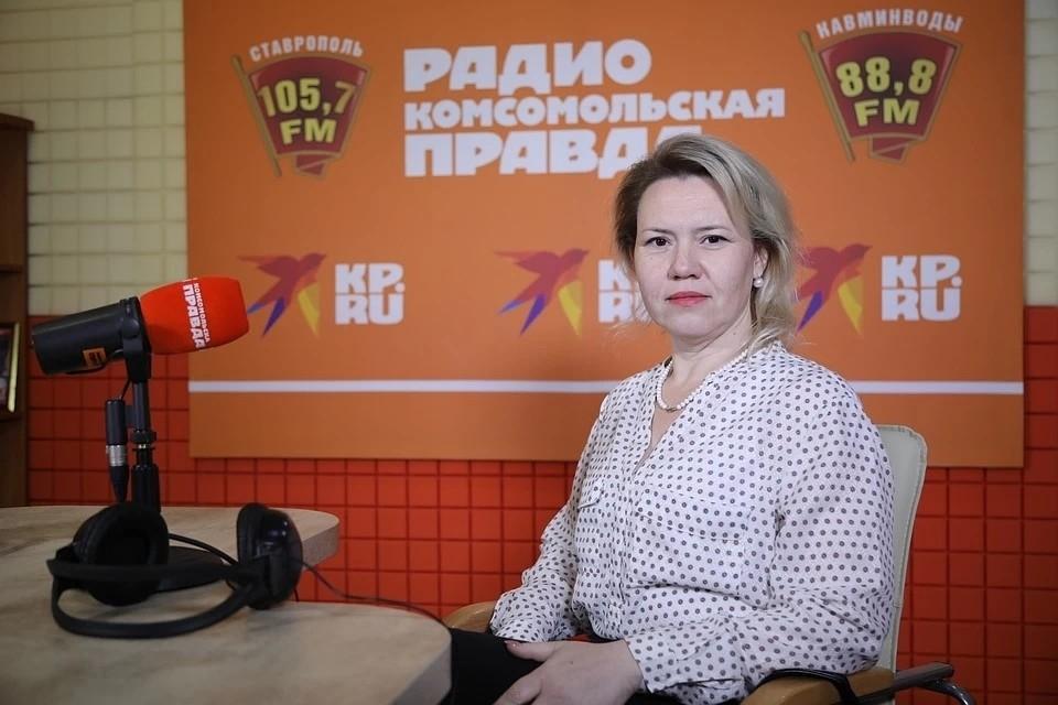 Заведующая кабинетом аллергологии и иммунологии СККБ, д.м.н. Ольга Уханова