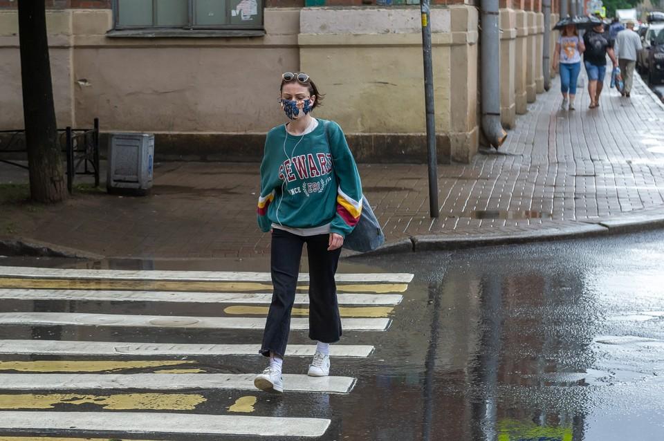 В период пандемии количество засоров канализации в Петербурге из-за посторонних предметов увеличилось на 25 процентов
