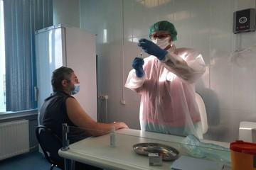 Коронавирус в Мурманской области. Последние новости на 25 сентября 2020 года: началась вакцинация врачей от ковида