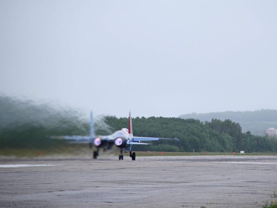 Полет прошел в соответствии с международными правилами использования воздушного пространства
