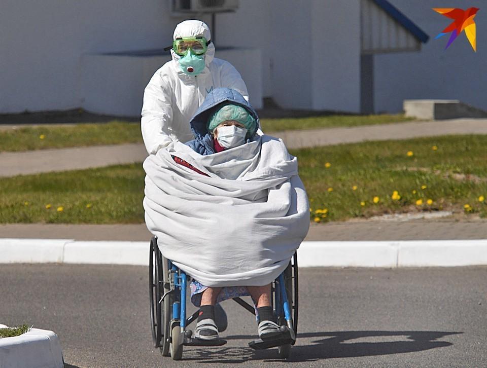 Количество зараженных коронавирусом в Беларуси на 25 сентября 2020 года: более 300 новых случаев COVID-19 и 5 смертей за сутки