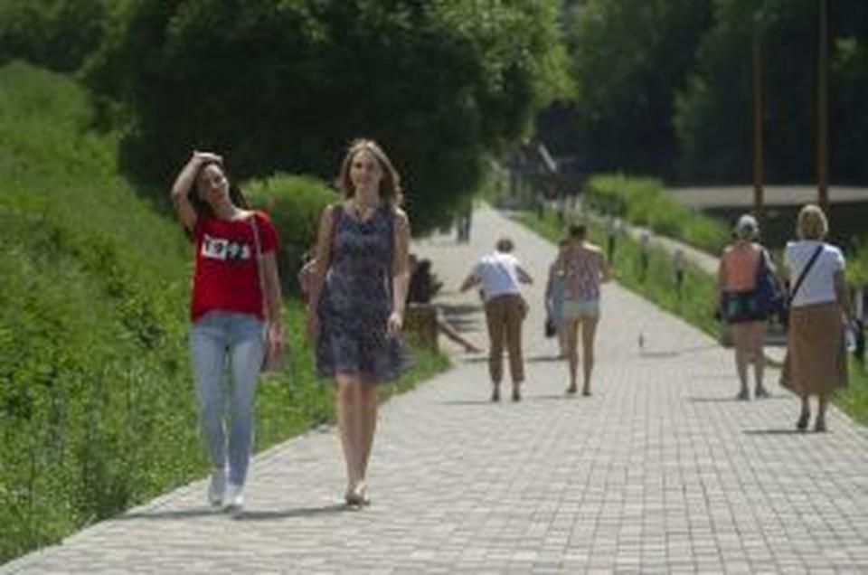 В Ростове потеплеет на выходных