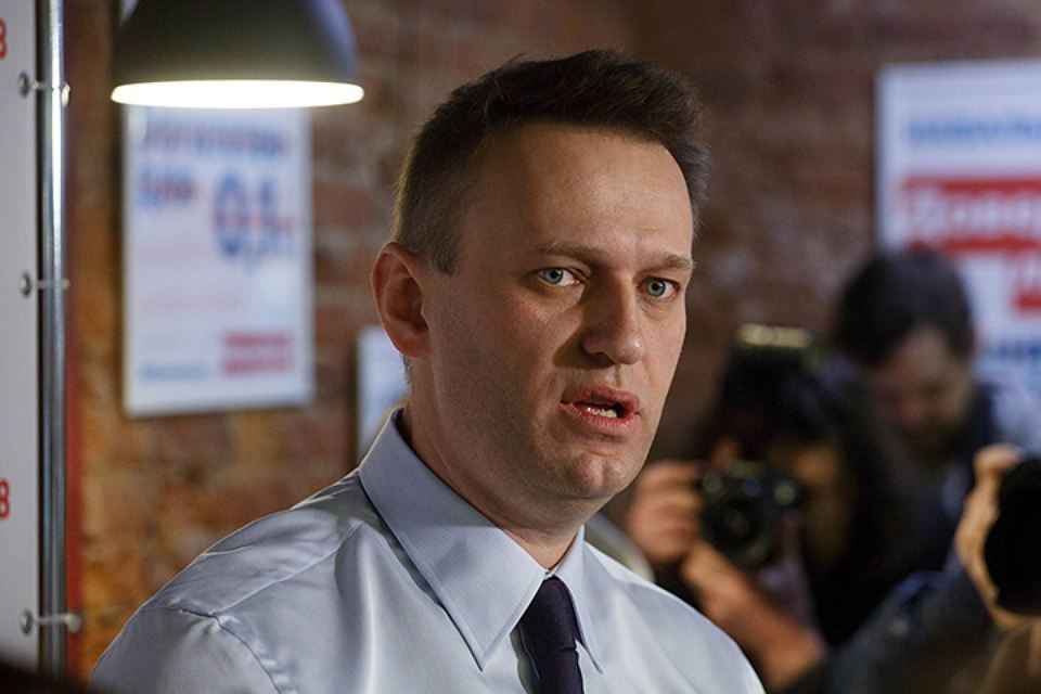 Алексей Навальный остается в Берлине
