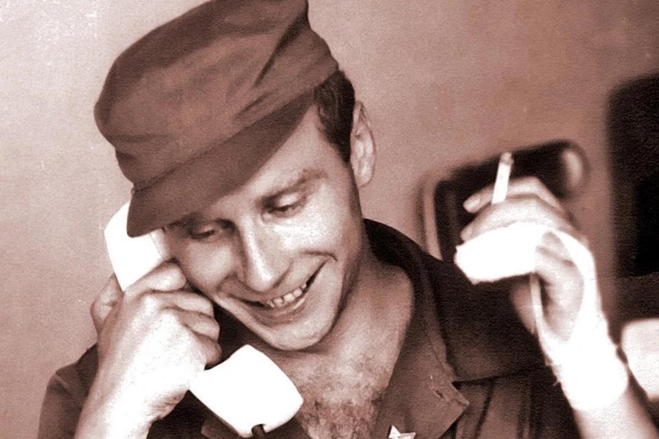 Бочаров во время одной из своих многочисленных командировок по миру. Фото: Личный архив