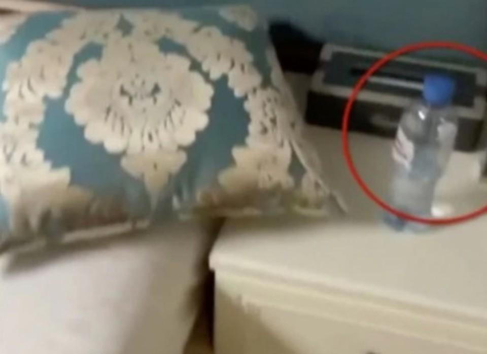 Создатель «Новичка» рассказал, что произойдет с бутылкой с водой при помещении в нее яда