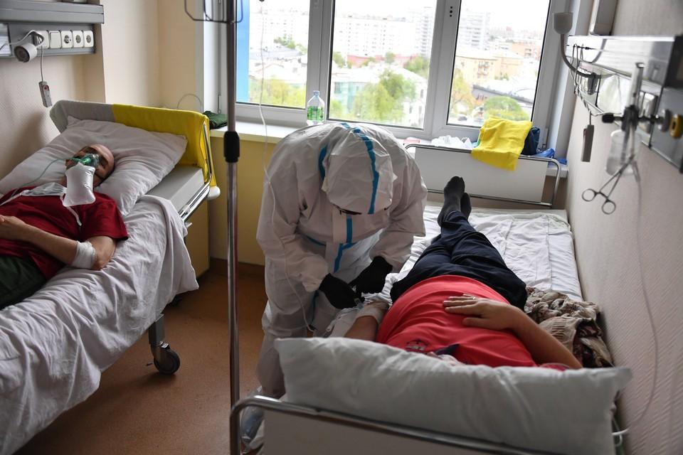 38-летняя женщина скончалась от коронавируса в Новосибирске