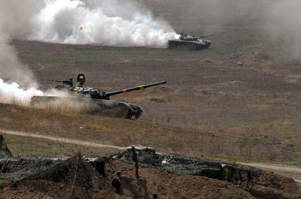 На границе Армении и Азербайджана произошло столкновение, есть убитые
