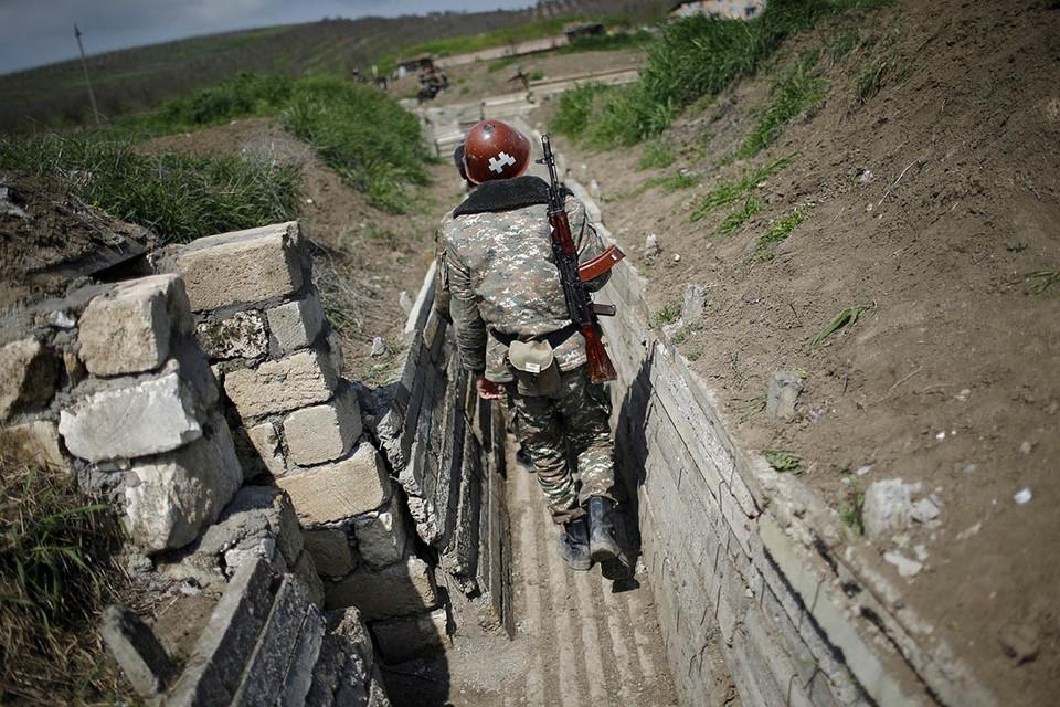 27 сентября 2020 года обострился конфликт в Нагорном Карабахе.