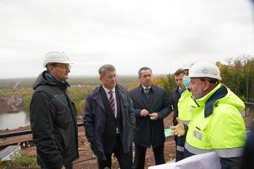 Восточный выезд из Уфы откроется в конце 2023 года