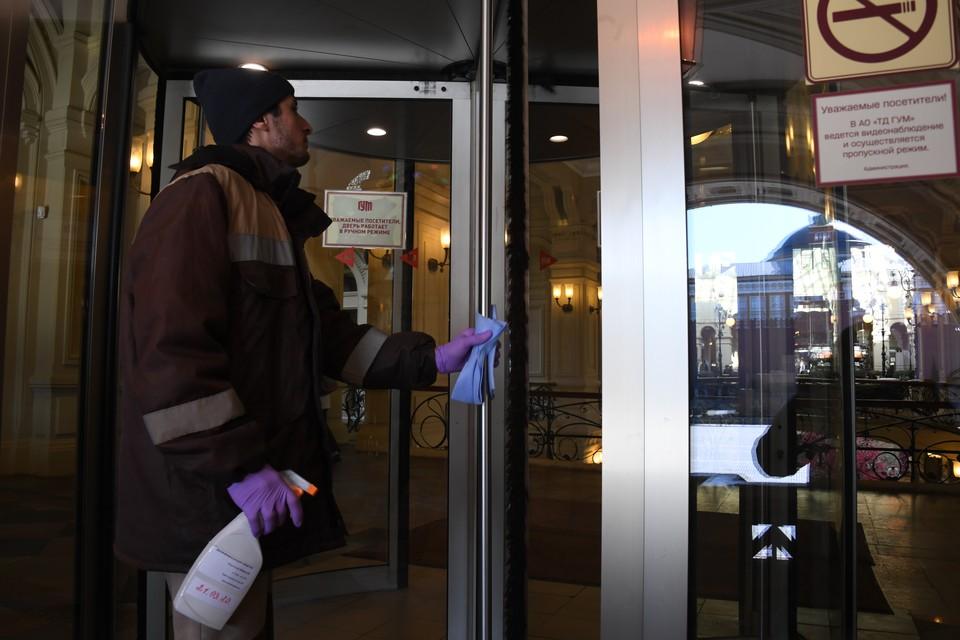 В столице подтверждено 2217 новых случаев коронавируса