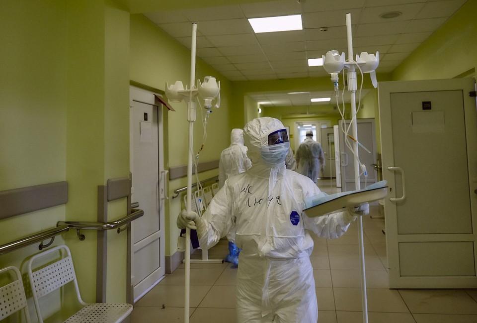 В Тверской области подтверждено 52 случая коронавируса Фото: ПТО