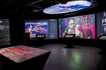 В Перми открывается выставка «оживших» картин о войне