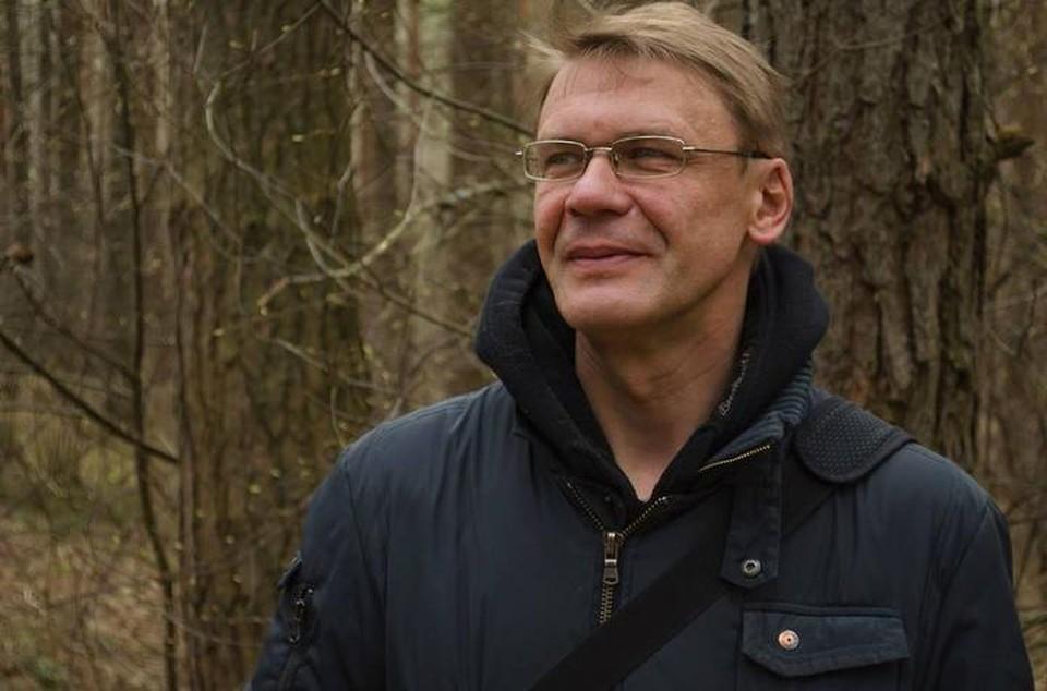 Дмитрий Казакевич. Фото: страница Дмитрия Казакевича в Facebook