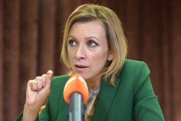 Мы не Турция: Мария Захарова рассказала, как Россия участвует в урегулировании конфликта в Карабахе