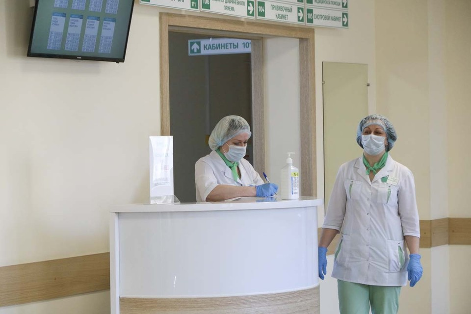 На лечение в госпиталь будут направлять жителей Новоалтайска, Барнаула и Первомайского района