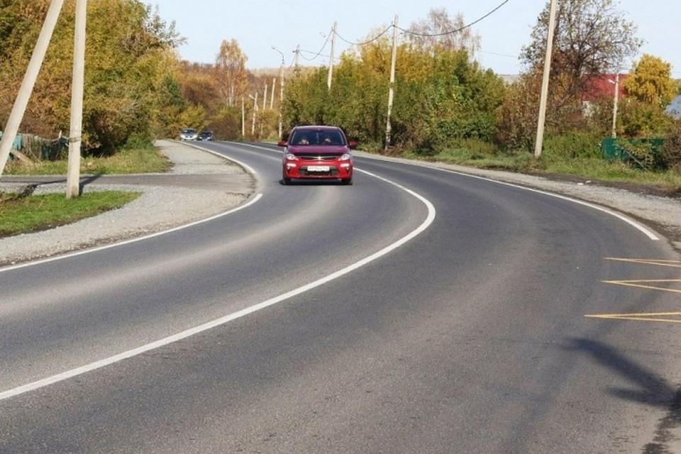 С опережением: В Кемерове отремонтировали часть запланированных на 2021 год дорог. Фото: Администрация Кемерово