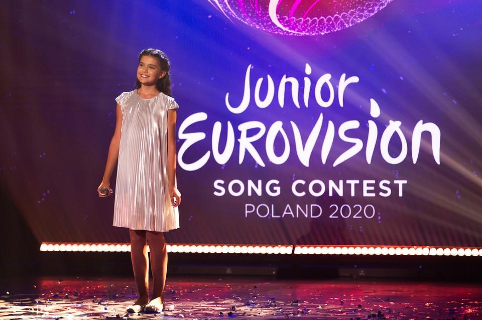 София Феськова победила в национальном отборе «Детского Евровидения»