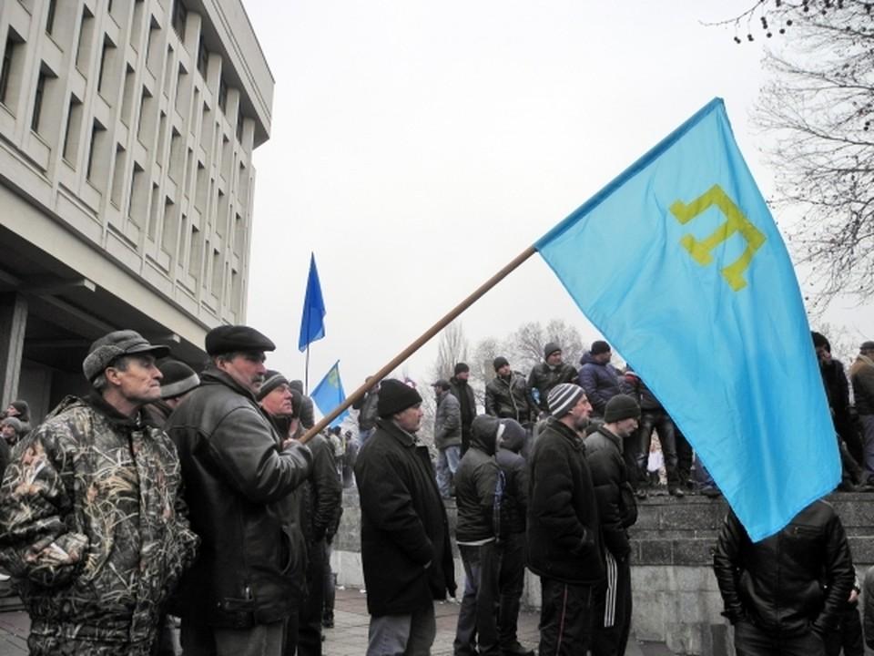 Запрещенный в России меджлис все еще планирует провести «марш на Крым».