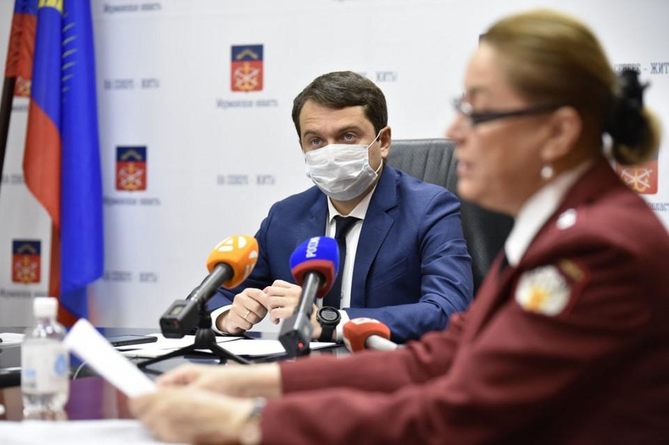 Роспотребнадзор дал благоприятный прогноз на осень. Фото: Правительство Мурманской области