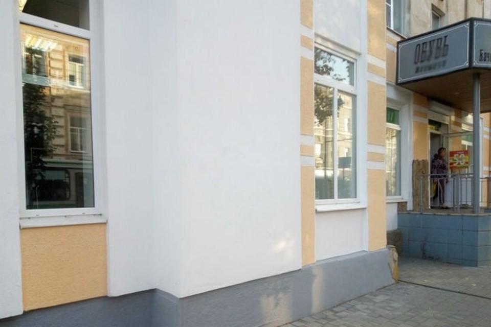 Фасады начали восстанавливать. ФОТО: администрация Рыбинска