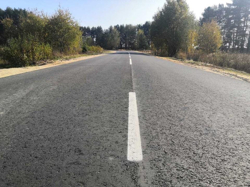 В Ковернинском районе отремонтировали участок дороги протяженностью 5,5 км