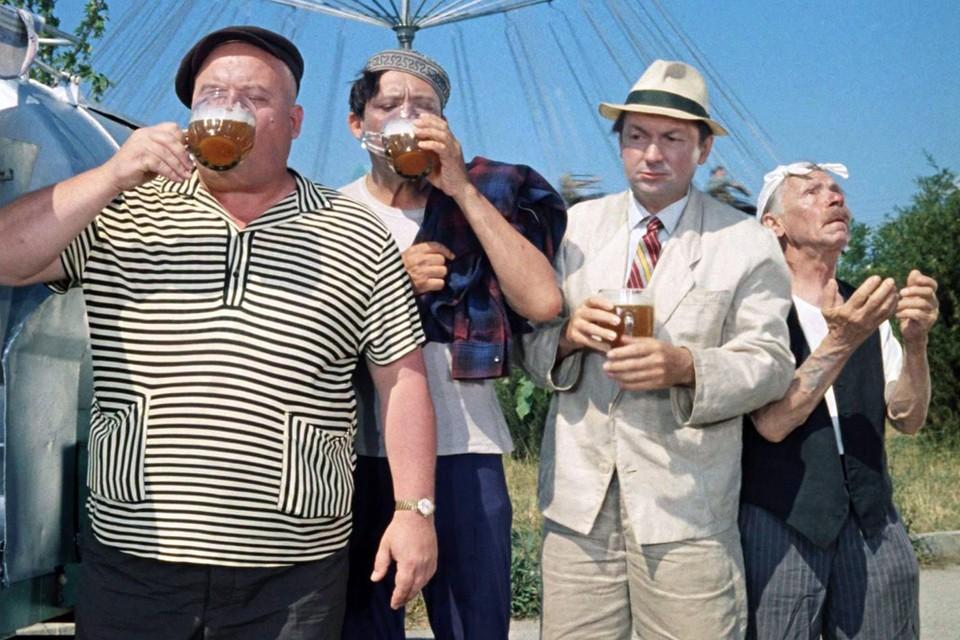Самой любимой картиной для наших зрителей по-прежнему остается комедия Леонида Гайдая «Кавказская пленница, или Новые приключения Шурика»