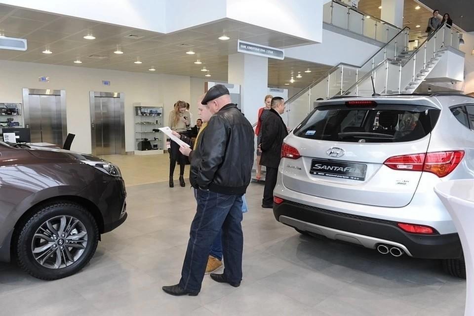 За сентябрь цены на машины выросли на 2 процента