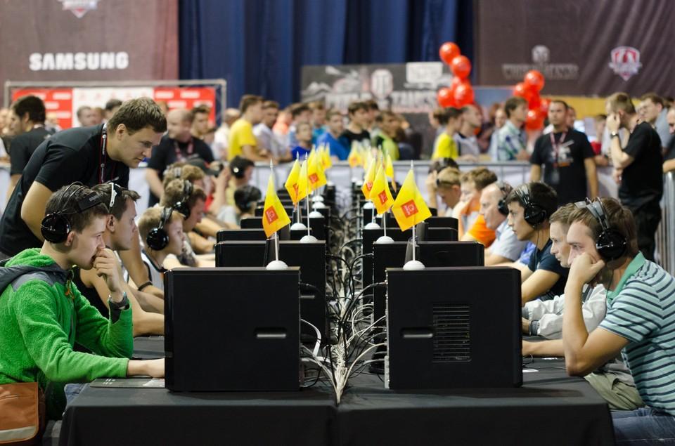 Теперь студенты могут соревноваться в киберспорте.