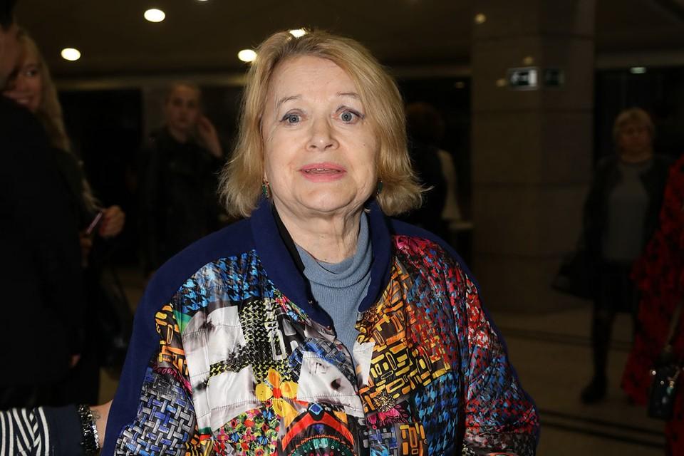 Валентина Талызина рассказала о долгой вражде с Барбарой Брыльской.