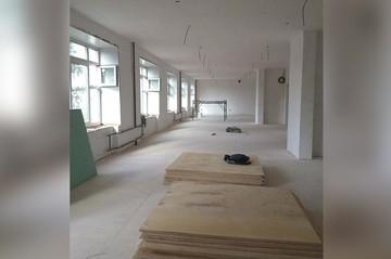 В 20-й больнице Красноярска начали большой ремонт