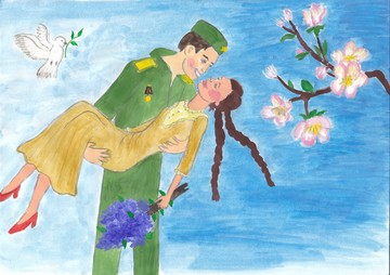 «Комсомолка» подводит  итоги конкурса детского рисунка «Я рисую Победу»