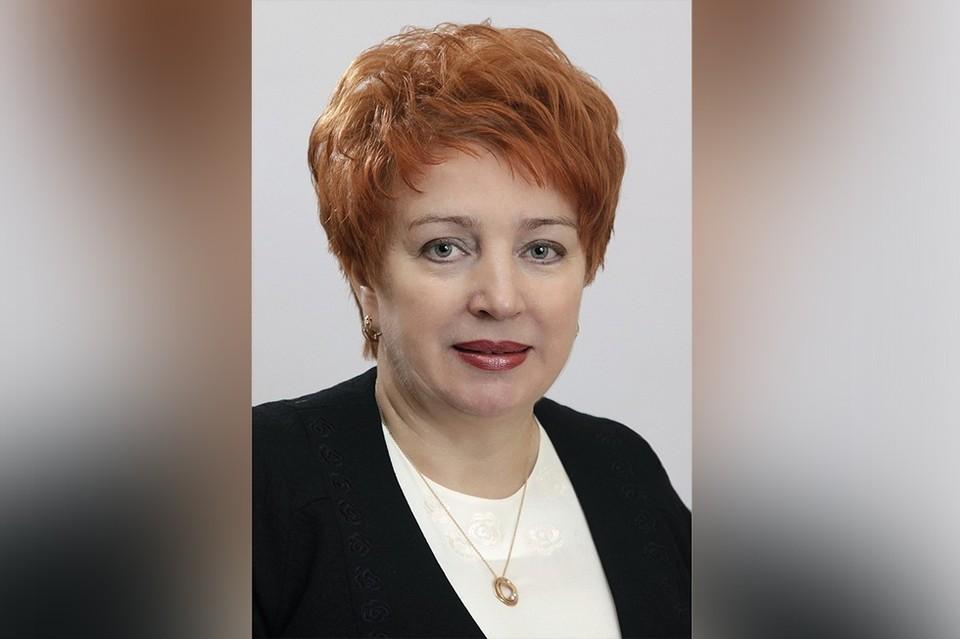 На фото - экс-министр Галина Пашинова.