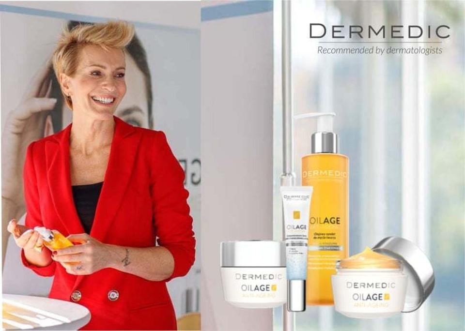 DERMEDIC ¬ польская лечебная косметика, созданная по рекомендациям дерматологов, предназначенная для лечения и решения проблем, связанных с заболеваниями кожи, и для ежедневного ухода, независимо от возраста и пола.