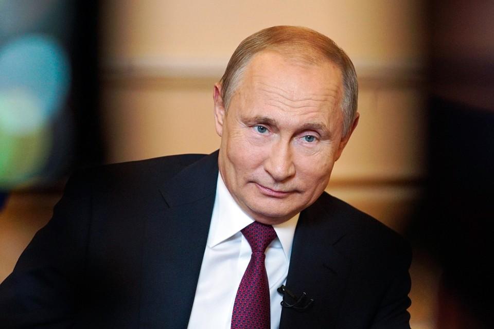 Владимир Путин: На этом месте превращаешься в функцию, но мне, кажется, удается сохранить человеческие качества