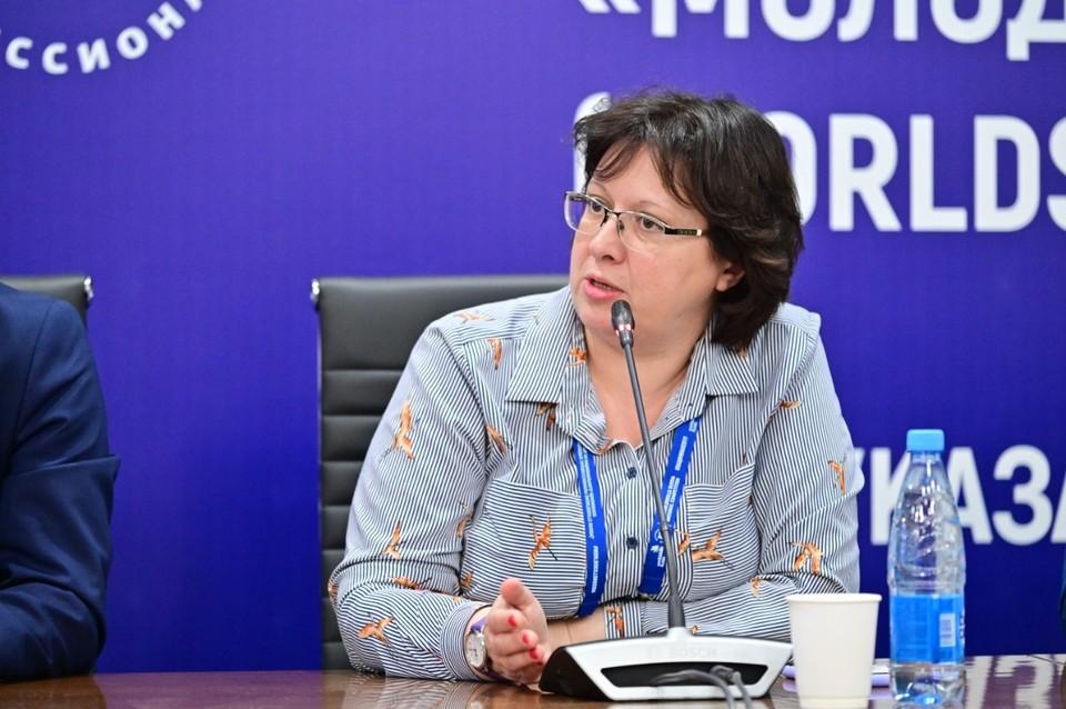 Фото предоставлено пресс-службой Ворлдскиллс Россия