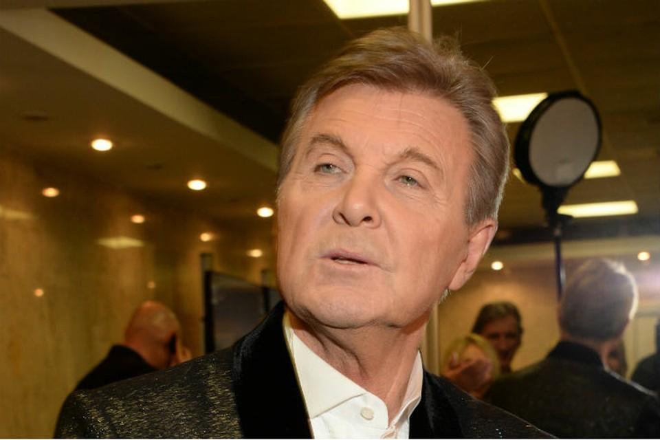 Лев Лещенко заболел коронавирусом в марте этого года.