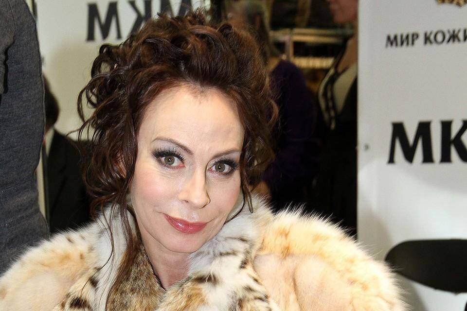 Звезда 90-х Марина Хлебникова