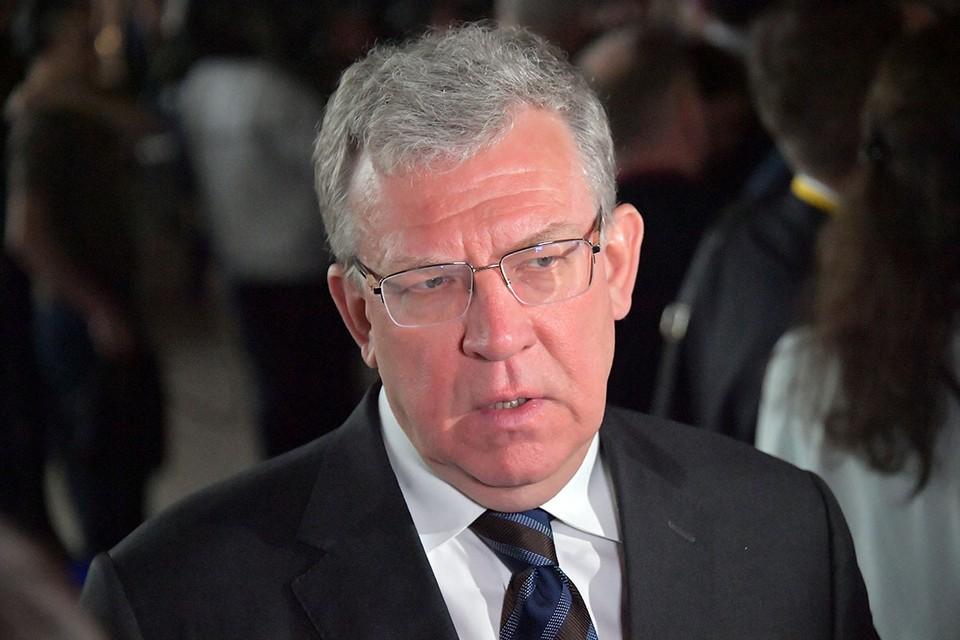 Глава Счетной палаты дал большое интервью ТАСС