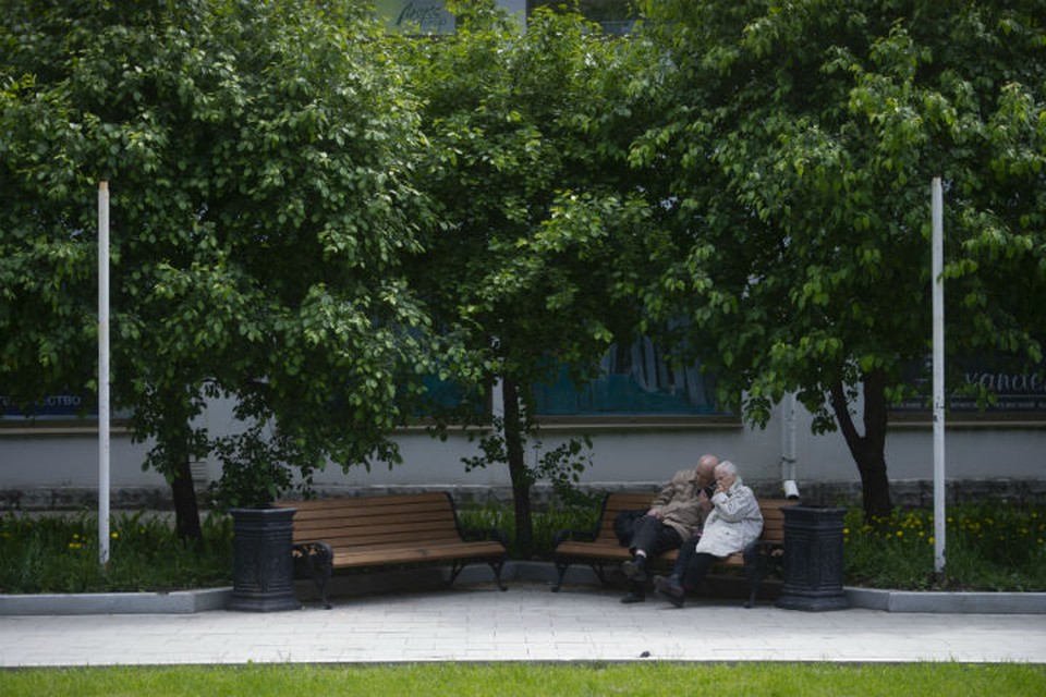 В Костромской области насчитывает 291,2 тысячи мужчин и 342,2 тысячи женщин