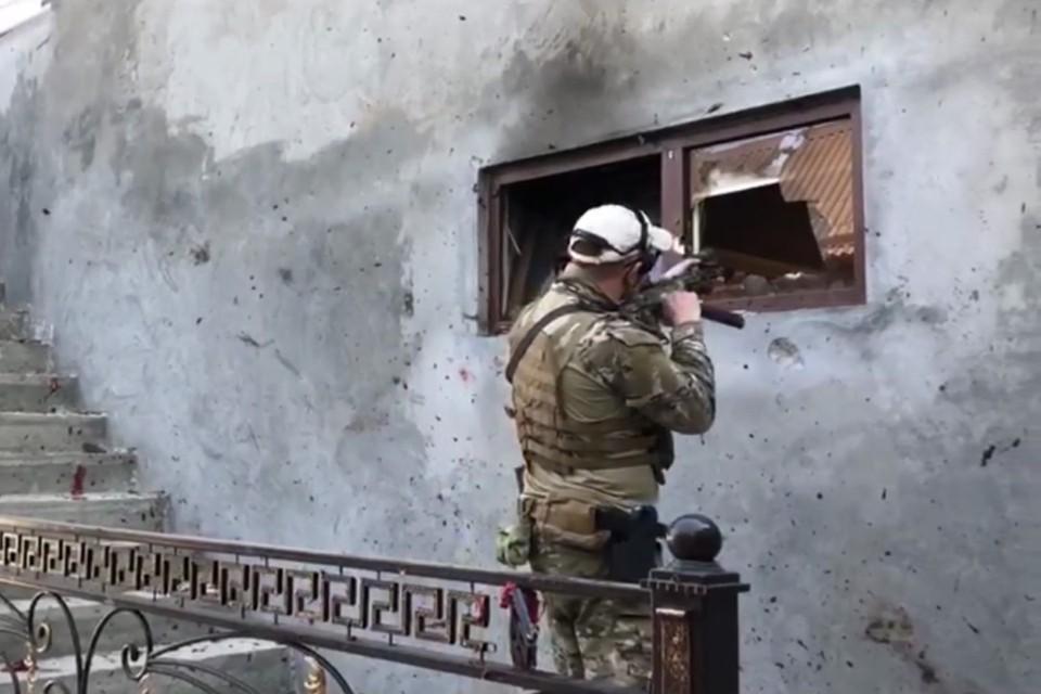 Фото: кадр оперативного видео НАК