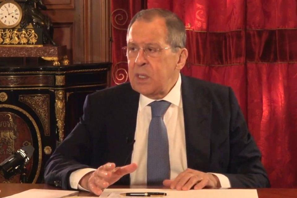 Лавров рассказал об отношениях России и Турции на фоне конфликта в Карабахе