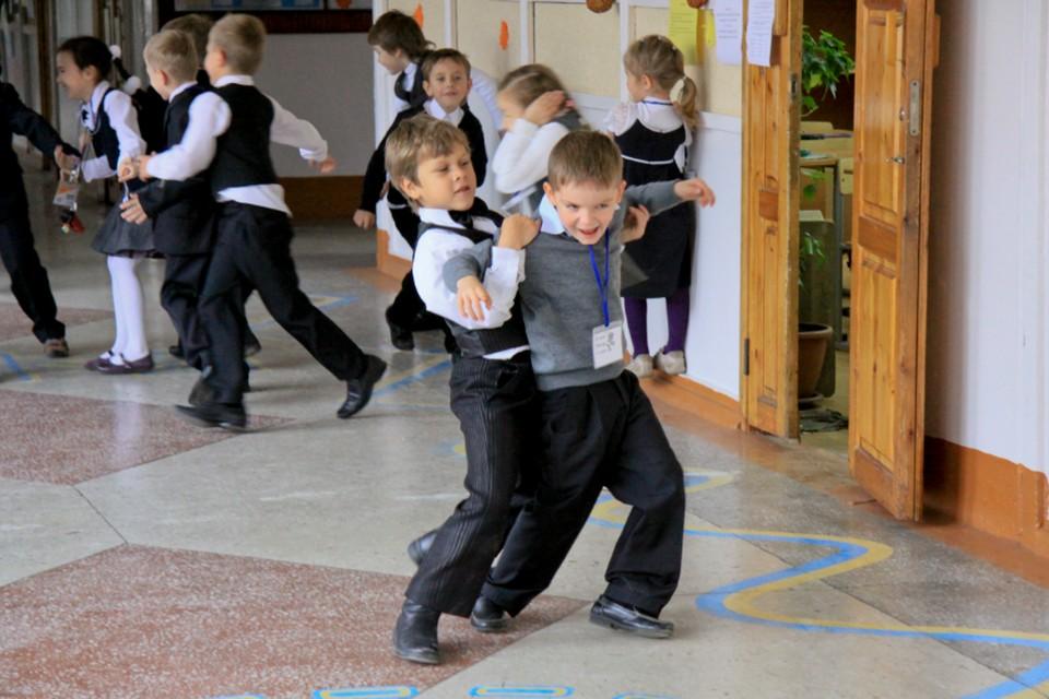 Один мальчишка не дает покоя целому классу.