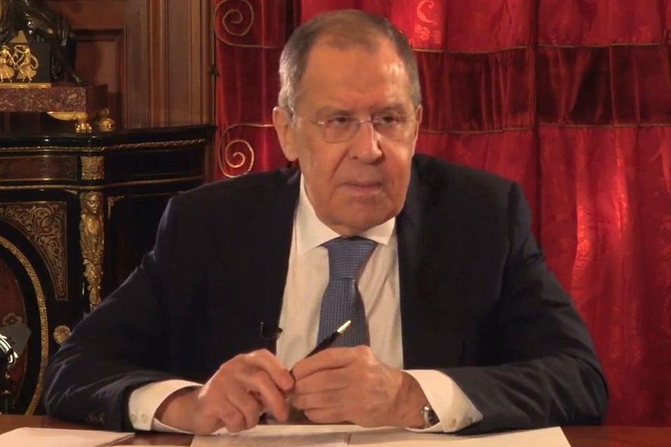 Сергей Лавров оценил ситуацию вокруг статуса собора Святой Софии в Турции